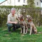 Werner Formen mit Hunden